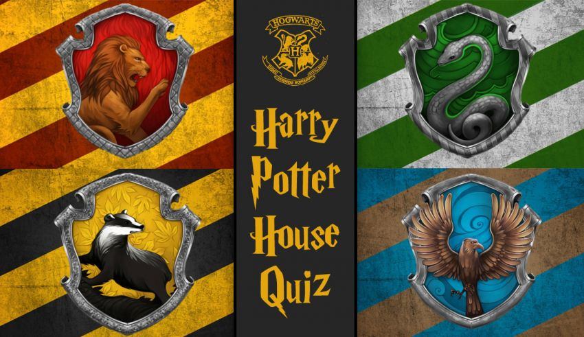 Harry Potter House Quiz 100 Times Better Than Sorting Hat