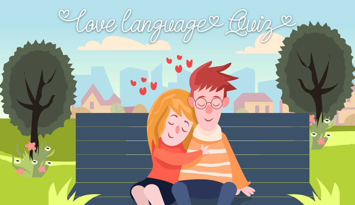 Love languages quiz free
