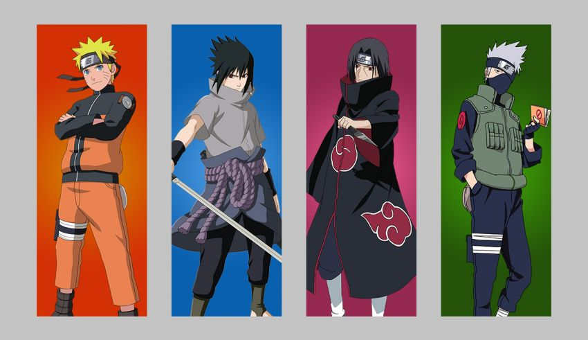 Which Naruto Character Are You Find Out By 100 Honest Quiz