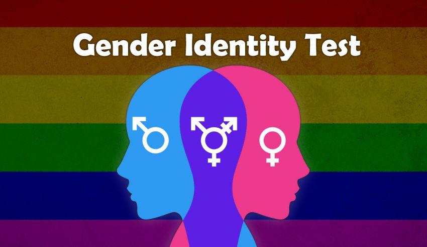 Gender Identity Test. 90% Accurate Quiz to Find True Gender